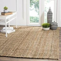 Safavieh Natural Fiber Collection NF447A Hand Woven Natural