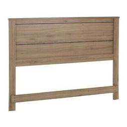 South Shore Fynn Headboard, Full, Rustik Oak