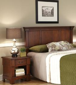 Home Styles The Aspen Collection Queen/Full Headboard and Ni