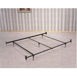 Bed Rails For Queen Size Bed Frame Support Glides 5 Legs Bed
