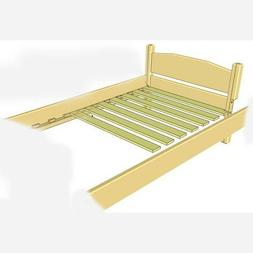 BED SLATS FOR OUR RUSTIC CEDAR LOG BEDS AND BED FRAME KITS -