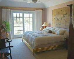 BRASS BED SURROUND - HOLLYWOOD REGENCY - KING SIZE - AWESOME