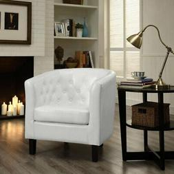 Modway Cheer Armchair - White