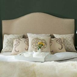 Safavieh Connie Upholstered Arched Headboard