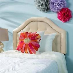 Daphne Contemporary Fabric Kid's Twin Headboard by