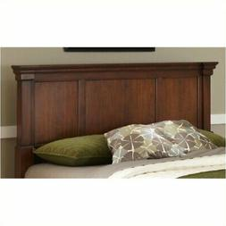 Bowery Hill Full Queen Panel Headboard in Cherry