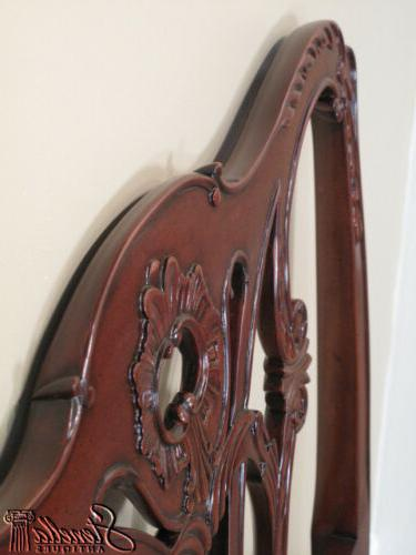 40344: Chippendale Mahogany New
