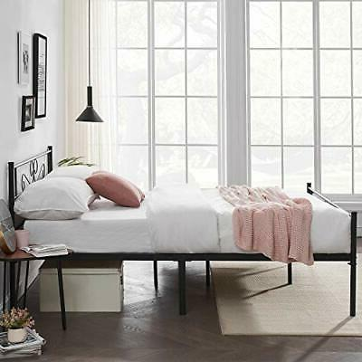 Bed Frame/Mattress with Vintage & Easy