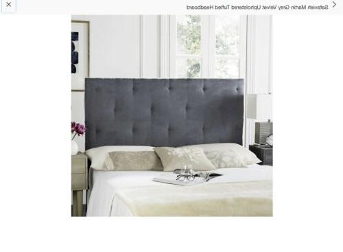 brand new upholstered headboard queens size