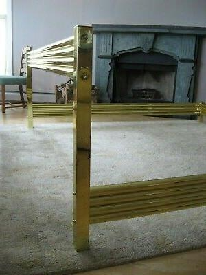 BRASS BED SURROUND SIZE AWESOME !! by Wesley