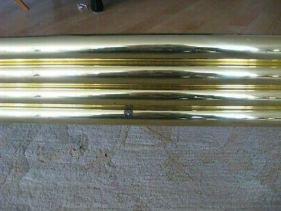 BRASS BED HOLLYWOOD SIZE - AWESOME !! by Wesley Allen