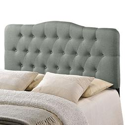 Modway Annabel Full Fabric Headboard, Multiple Colors