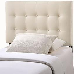 Modway Emily Twin Fabric Headboard, Multiple Colors