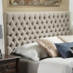 NEW In Box Jezebel Button Tufted Headboard - Christopher Kni