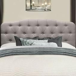 Hillsdale Furniture Nicole Full Queen Headboard & Frame, Sto