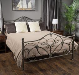 queen bed frame with headboard low 1