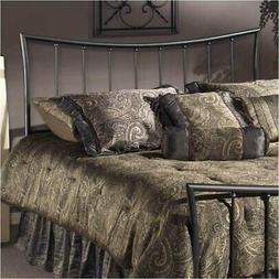 Hawthorne Collections Full Queen Metal Spindle Headboard in