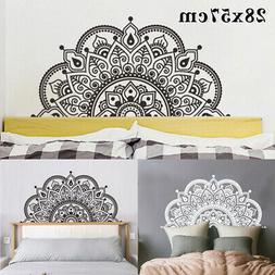 Removable Art PVC Wall Stickers Home Room Decal Mural Headbo
